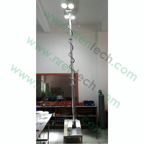 Nrentech-Roof Foldable Mast Light