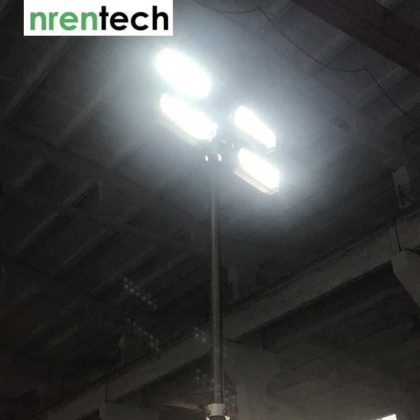 4x60W LED lights