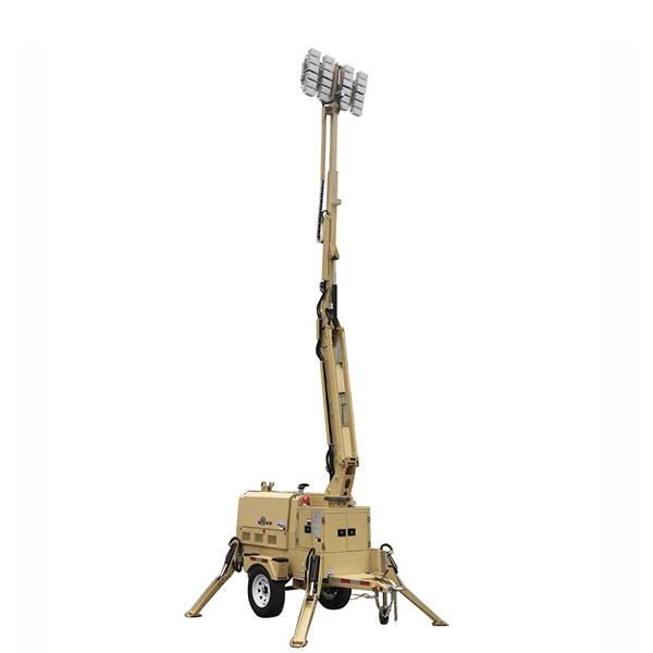 Mobile Light Tower NR-ULT-2400P