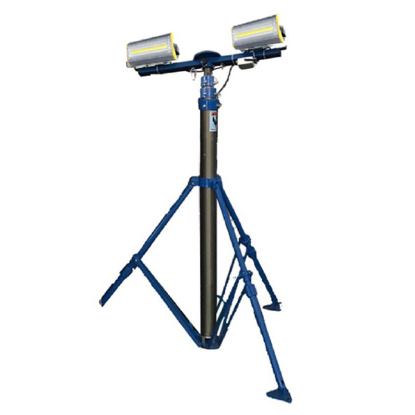 Nrentech-Telescopic Mast Light